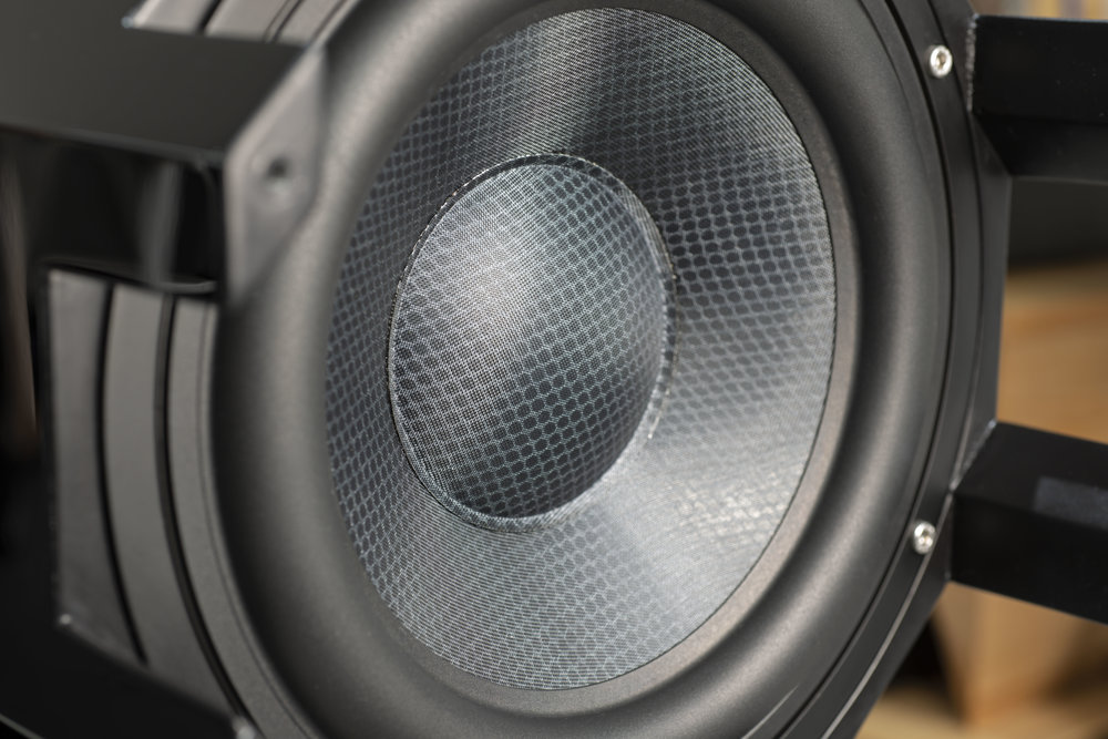 HRS-130 loudspeaker woofer | Audio-philia, Edinburgh, Scotland