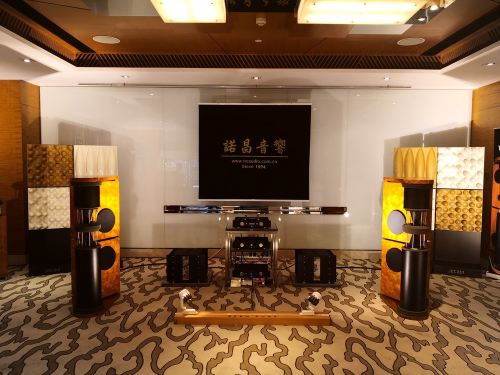 PQS-302 loudspeakers | Beijing Show 2018, China