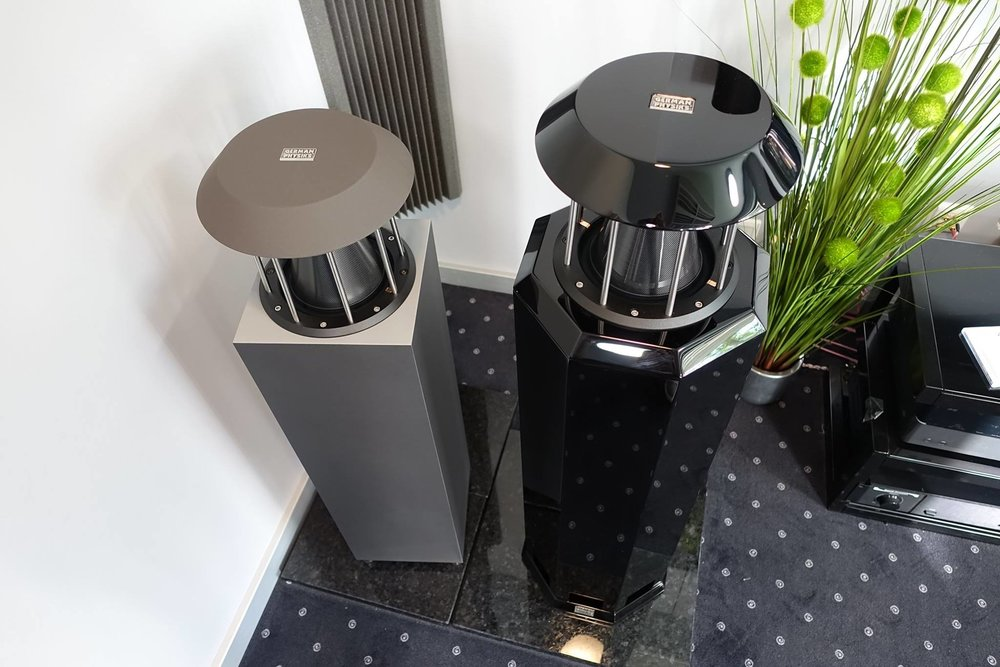 Unlimited and HRS-130 loudspeakers | Audio Trendt Showroom, Poland, 2015