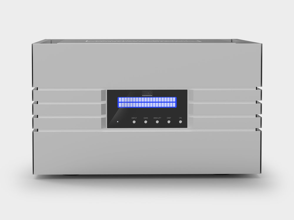 Monaural Power Amplifier