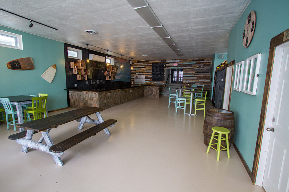 Last Wave, Point Pleasant - Last Wave, located on Bay Avenue in Point Pleasant, was founded by two lifelong friends, Bert and Nick, who wanted to infuse surf culture with craft beer.