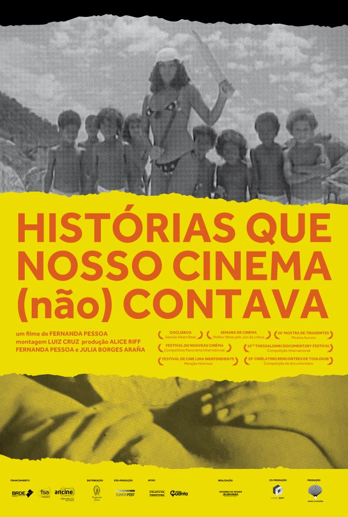 História que nosso cinema (não) contava