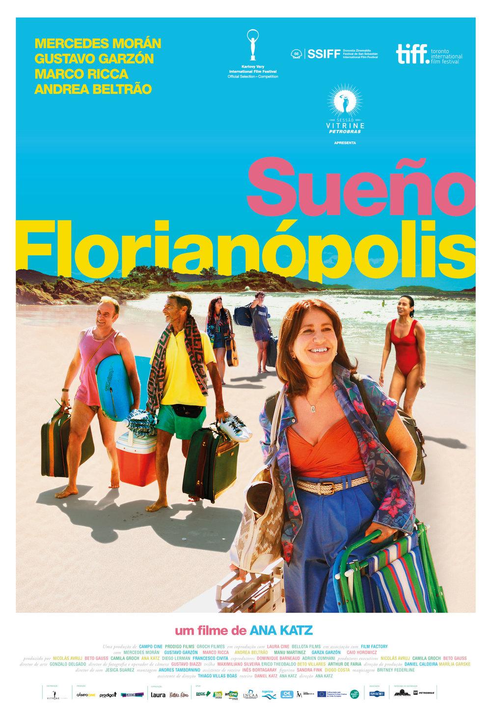 SUEÑO FLORIANÓPOLIS - estreia 15/11/2018