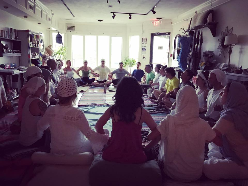 1 Hour Community Meditations held at  Long Time Sun  in Newport, RI to benefit different organizations and causes in-need.