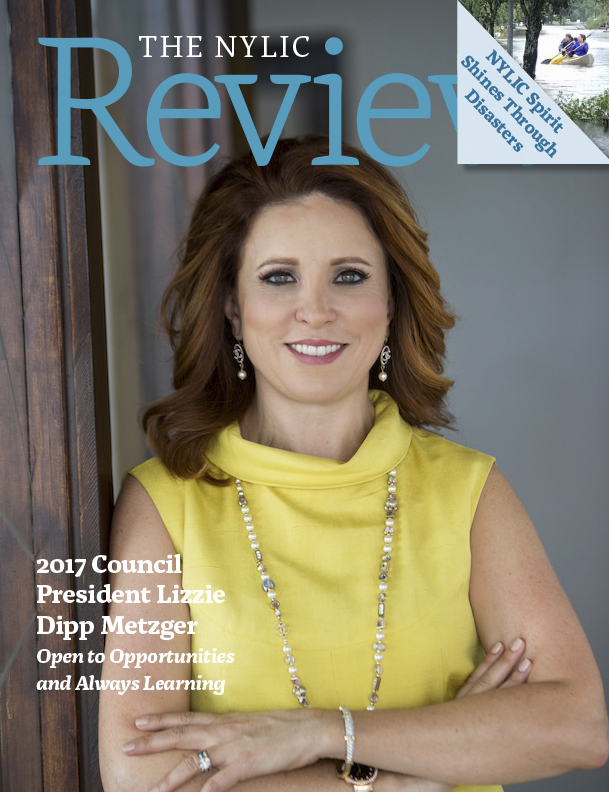 "New York Life's  "" NYLIC Review""    Corporate Magazine"