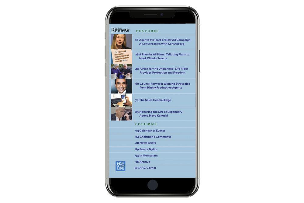 Digital Edition contents sample