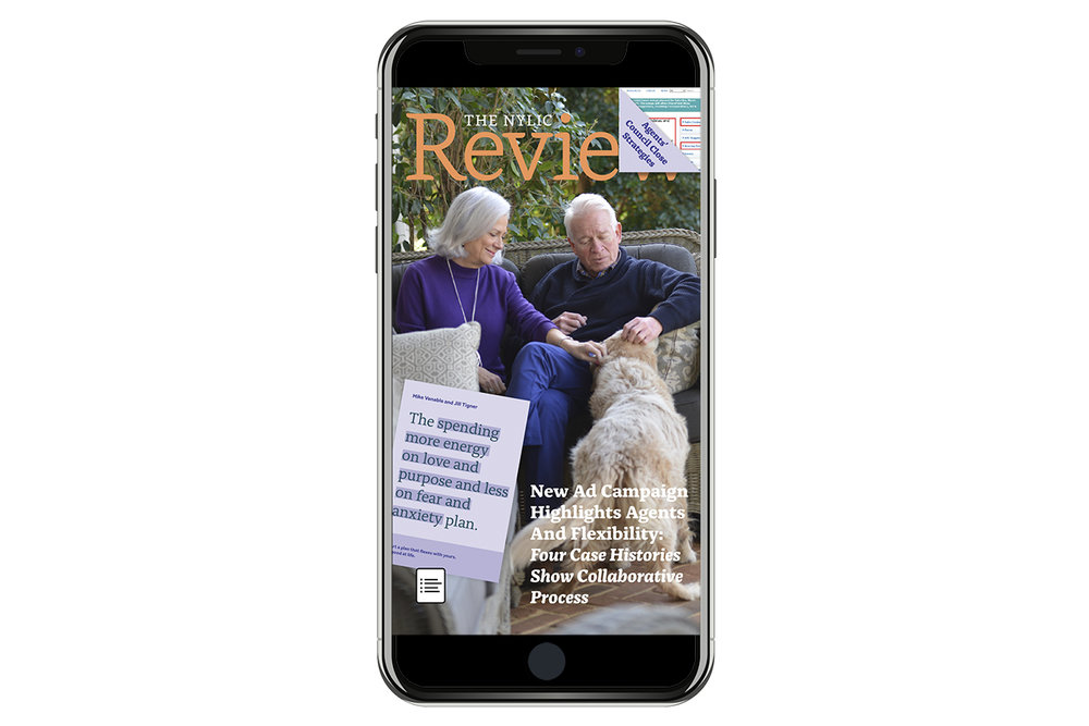 Digital Edition layout sample