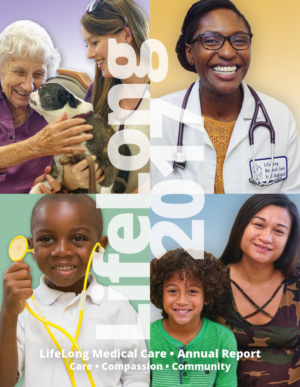 LifeLong Medical Care     2017 Annual Report