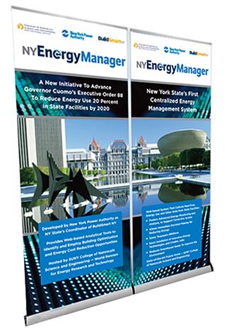 New York Power Authority  Display Banners