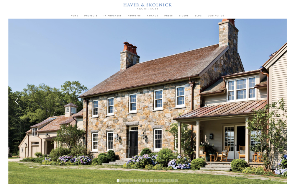 Haver and Skolnick Architects  Website