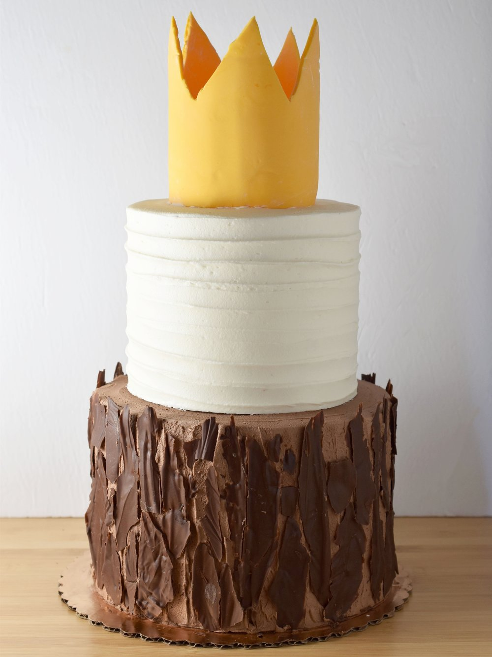 Where The Wild Things Are Inspired Cake