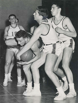 King, Aranow, Winawer defending in 1953