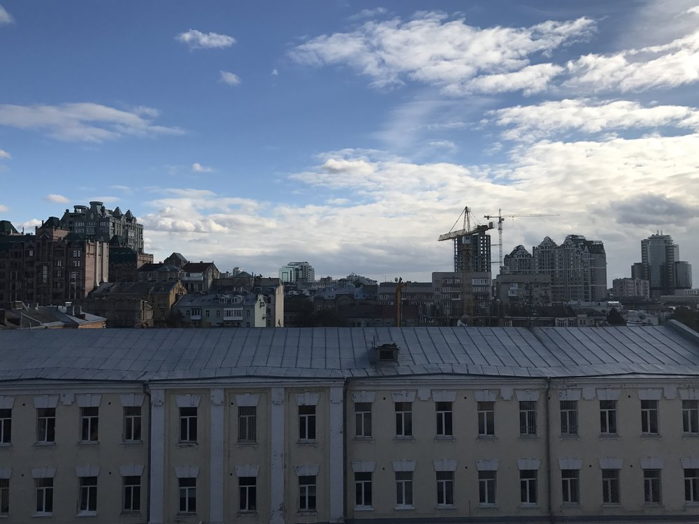Beautiful Kyiv, Ukraine
