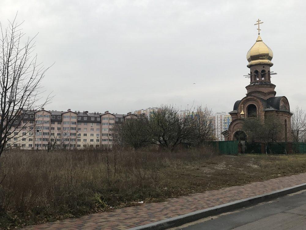 Church in Kyiv, Ukraine