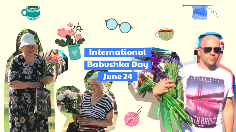 International Babushka Day by Peter Santenello