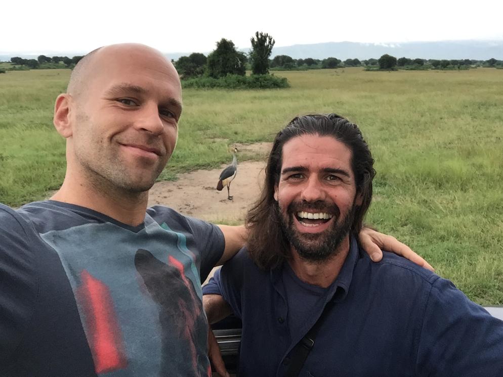 Americans in Uganda