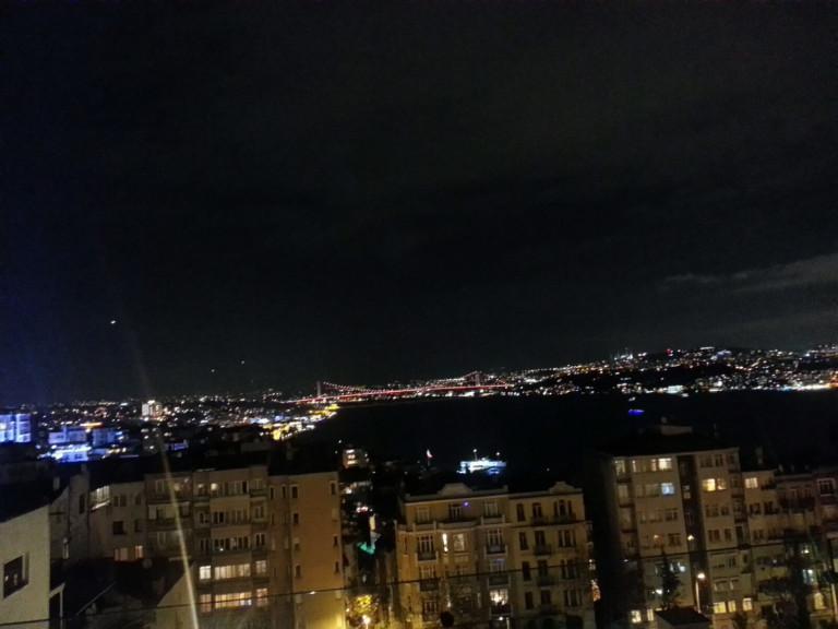 Night in Istanbul, Turkey