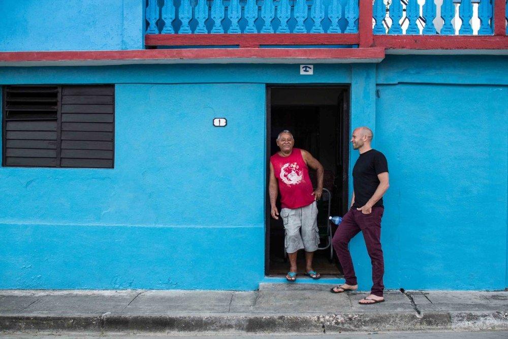 American and Cuban