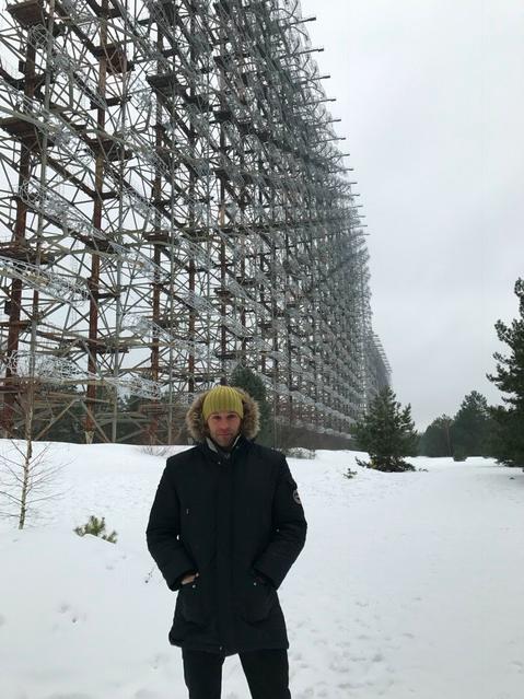 American near The Duga Radar