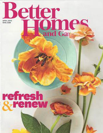 Better Homes & Gardens April 2013 Interior Designer Shazalynn Cavin-Winfrey of SCW Interiors