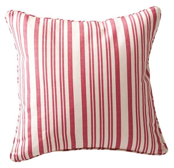 Pottery Barn,   Antique Stripe Print Pillow Cover