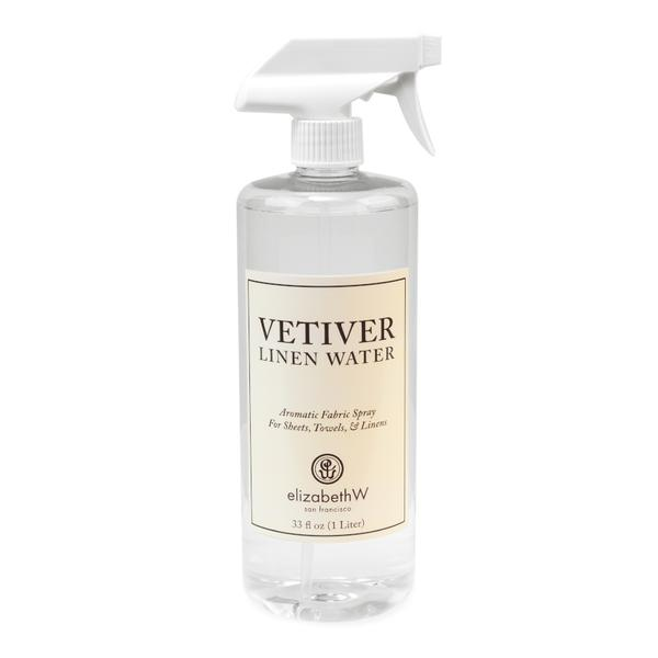 Elizabeth W  Vetiver Linen Water