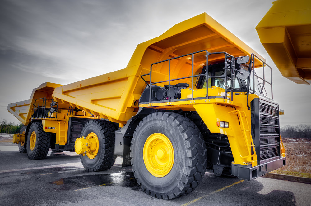 Haul Truck Equipment Rental