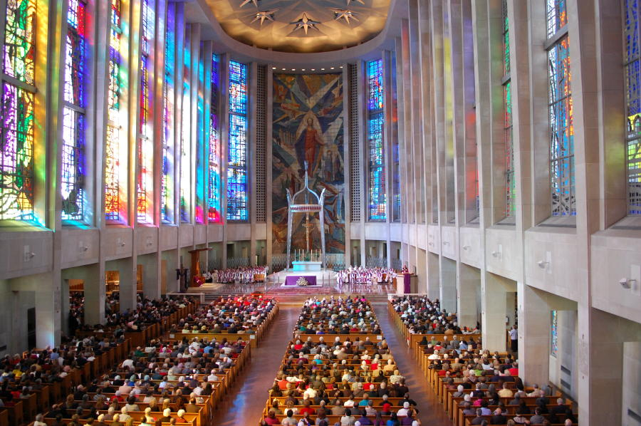 The Cathedral of Saint Joseph; Hartford, Connecticut