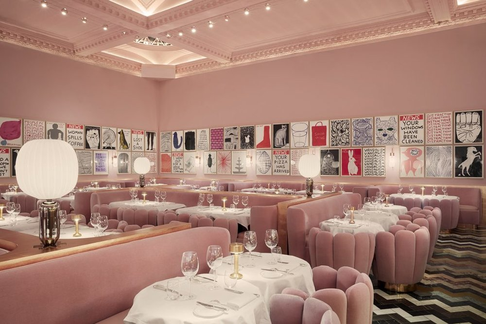 sketch london. 9 Conduit Street, Mayfair, W1S 2XG. Nearest station is Oxford Circus. Photo  @sketchlondon
