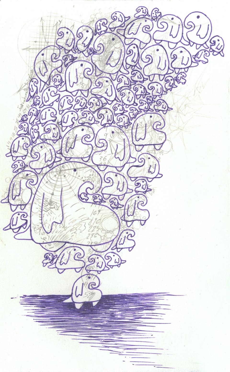 Thinking Proboscis