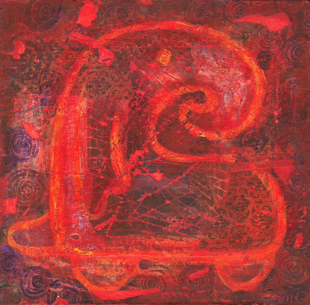 Fiery Proboscis