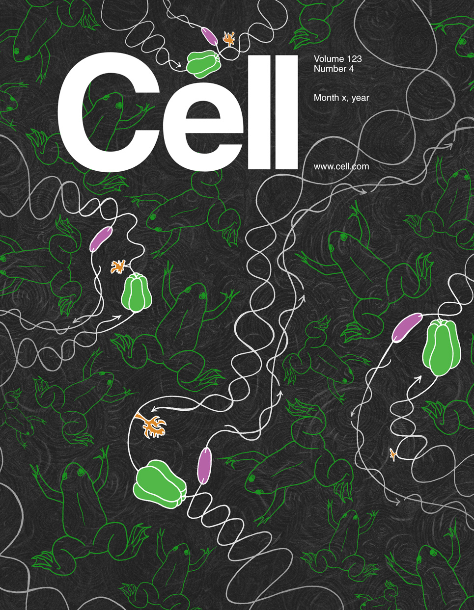 Proposed Cell Journal Cover
