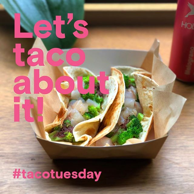 That's the day!  From 7pm to closing.  2 tacos + 1 beer or 1 glass of wine = 10€  See you tonight! #tacotuesday #goodblue #begood
