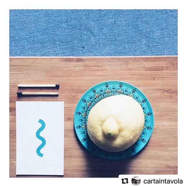 Proud to be part of this beautiful project by @cartaintavola - - - - - - - - - - - - -  Good Blue, Milano. Il fastfood di pesce con a cuore l'oceano. 100% Plastic free.  #slowlife #storytelling #illustration #onthetable #savetheplanet