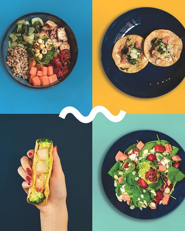 pick your favorite 💙 @good_blue_  we use the best ingredients for every dish  #poke #tostadas #vegan #tacos