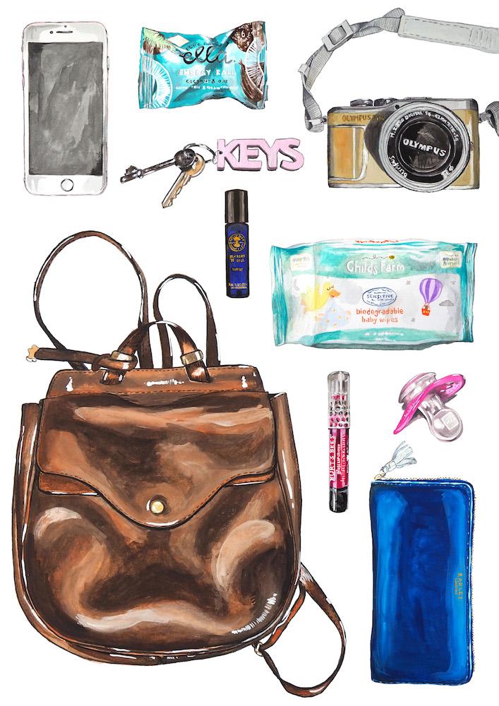 Handbag and full contents 1000.jpeg