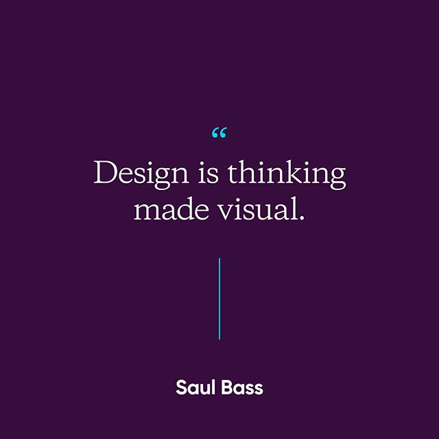 That Saul was onto something. . . . . #designthinking #saulgoodman #design #graphicdesign