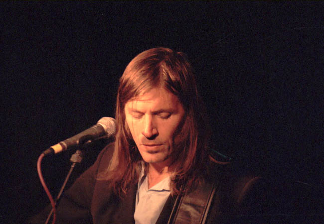 Evan Dando live at The Cluny, Newcastle upon Tyne - 7th May 2007  Photo by Stuart Goodwin
