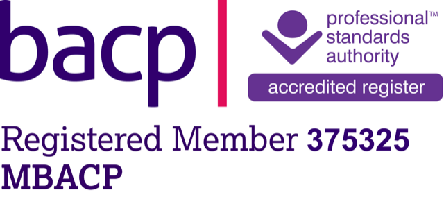 - I am a registered member of The British Association for Counselling and Psychotherapy (BACP)