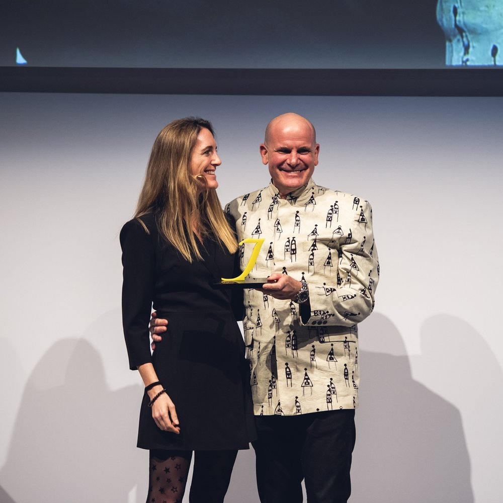 2018 Klaus J Jacobs Award