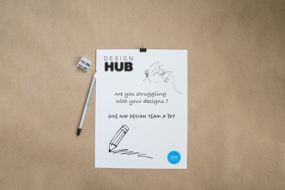 The Design Hubb - Our in house design team are specialist in the creative and digital industry. From concepts to designs we offer a wide range of services to enhance your businessBY Zipp Design Print