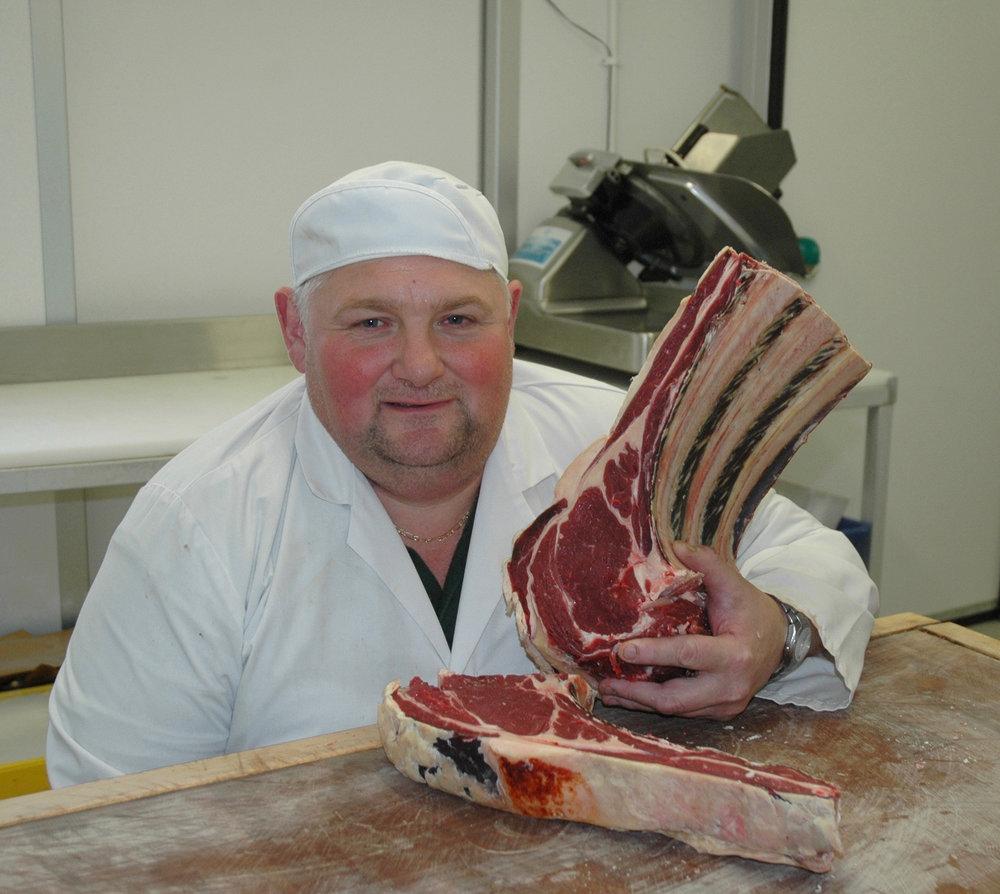 Bodior Butcher, Pete Williams
