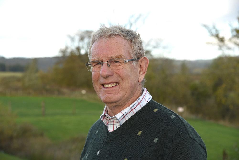 David Dickie, Knockenjig herd
