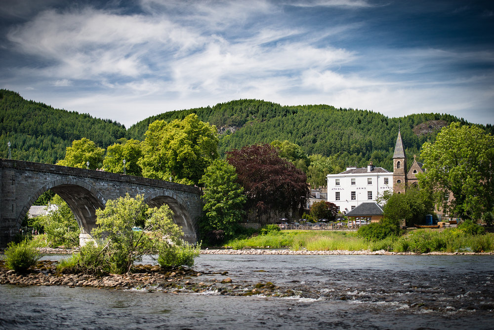 Welcome   Atholl Arms Hotel   Explore the hotel