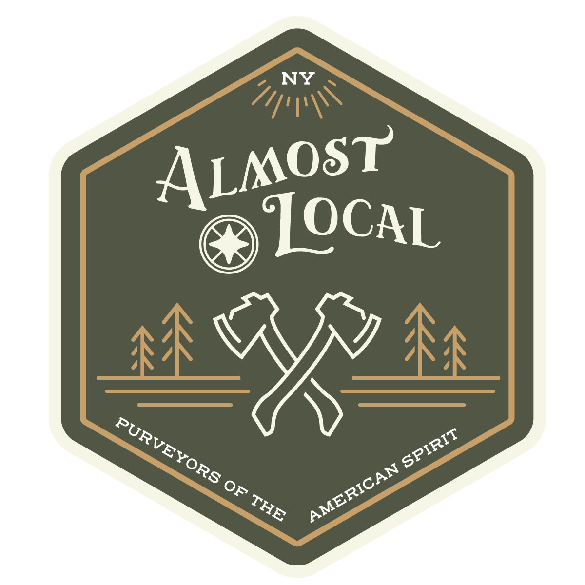 Almost Local