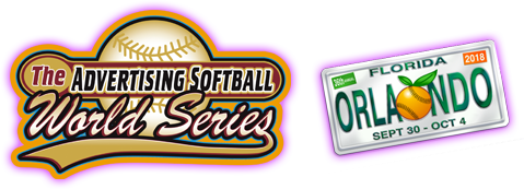 Advertising Softball World Series Orlando 2018