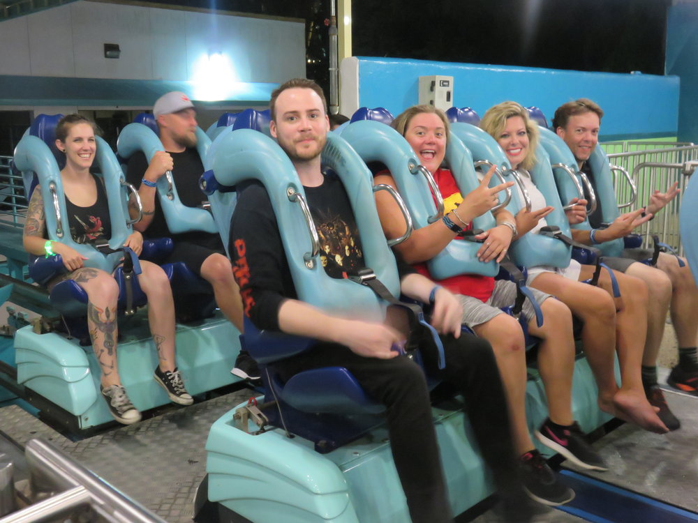 0 - SW - Craic on ride .JPG