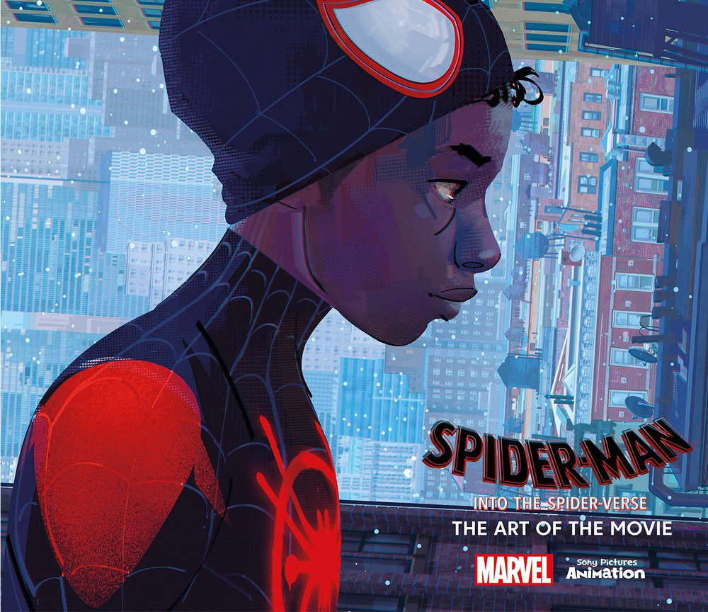 Miles Morales in Spider-Man: Into the Spiderverse