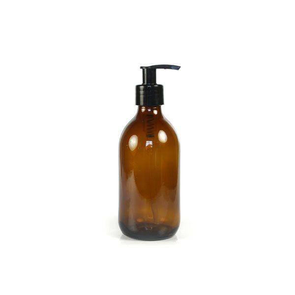Glass Bottle for DIY Skincare -