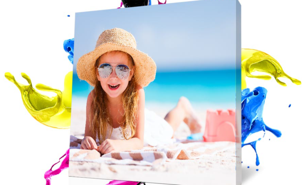 SpringFrame - SpringFrame is a revolutionary canvas print, that gives the customer an art quality frame in 3 sizes made from one piece of cardboard,1/3 the normal price!